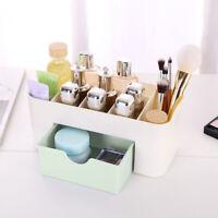 KQ_ AB_ 6Grid Multi-function Cosmetic Organizer Makeup Desktop Storage Box Organ