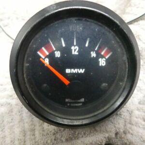 BMW R 90 S Voltmeter MOTOMETER K 86 44199