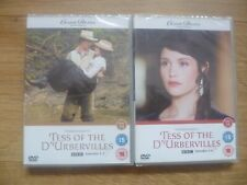 BBC Classic Drama Collection - Tess Of The D'Urbervilles - 2008 Boxset NEW