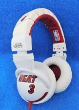 Skullcandy Hesh Dwayne Wade 3 Miami Heat Headphones - Tested Rare