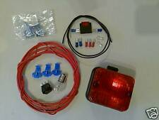Rear Foglight kit MR2 Evo Impreza Celica Supra import