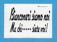 JUVE NELLA LEGGENDA-Ed.MASTER 91-Figurina/ADESIVO FUORI RACCOLTA n.26 -NEW