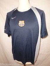 Maillot de football vintage FC BARCELONE Barça Taille M NIKE