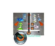 Stained Glass Beetle Bits Glass Cutter System w/Waffle