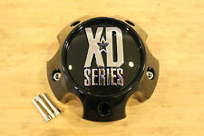 KMC XD Series 796 797 798 Gloss Black 5 Lug Wheel Rim Center Cap 882-1408-CAP