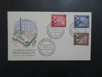 Germany Berlin 1957 INTERBAU Series Event Cover / Left Side Crease - Z9429