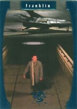 BABYLON 5 1998 Season 5 One Exit At A Time Insert Card E5!!! NM/M