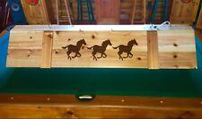 "New Running Horses Pool Table Poker Kitchen Dining Room Billiards Light 52"""