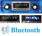 1967-1972  Chevy Truck Bluetooth Stereo Radio Multi Color Display USA 740