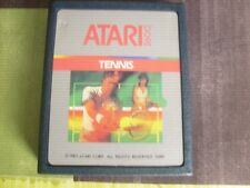 TENNIS REALSPORT ( ATARI 2600 )