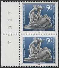 Berlin aus 1981 ** postfrisch MiNr.647 - R. Begas, Bildhauer! Bogenzähler!