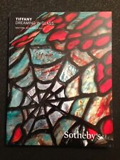 SOTHEBY'S CATALOG TIFFANY DREAMING IN GLASS DECEMBER 13, 2017