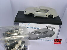TEAM SLOT KIT008 RENAULT ALPINE A310 V6 GR.5 KIT WHITE COMPLETO MB