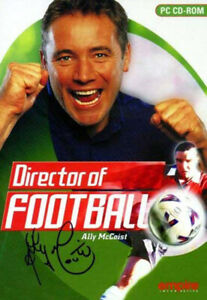 Director of Football (PC GAME) New & Sealed