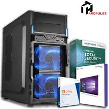 Office Pc Quad Core Amd A8 CALCULADOR 16gb 250gb SSD 1tb HDD completo Windows