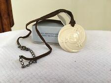 2003 Avon Haiku Awakenings Ceramic Necklace 15-18in