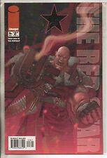 Image Comics Red Star #8B March 2002 Archangel Studios VF+
