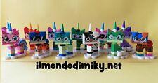 Lego 41775 UNIKITTY SERIE COMPLETA 12 PERSONAGGI - Personaggi completI di tutto