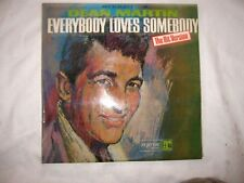 A 1964 Aust Reprise Release Dean Martin Everybody loves Somebody LP Album