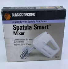 Black & Decker Spatula Smart Mixer M24S - 3 Speeds w/ Spatula Attachment - NIB