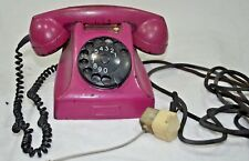 Working Vintage Ericsson Ruen Telephone Phone Made In Holland - Ptt 1957 (005)