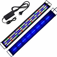 90-120CM 32W Full Spectrum Aquarium Lighting LED NATURAL LIGHT High Lumen