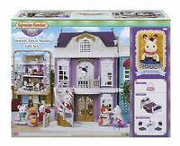 Sylvanian Families Elegant Town Manor Gift Set 5391 Role Play Toy 46pcs Ages 3+