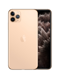 Apple iPhone 11 Pro Max GOLD 64GB MWH12LL/A Model A2161 BRAND NEW
