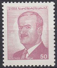 Syrien Syria 1990 ** Mi.1794 Freimarken Definitives Präsident President Assad