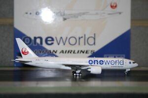 Phoenix 1:400 JAL Japan Airlines Boeing 777-200 JA708J (PH10669) Model Plane