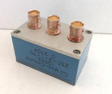 MINI-CIRCUITS POWER SPLITTER/COMBINER ZSC-2-1-75  2 Way-0° 75Ω 0.25 to 300 MHz