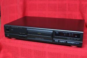 Technics SL-PG390 CD-Player    ****  mit neuem Laser