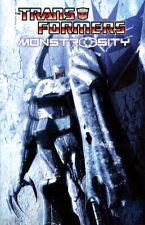 TRANSFORMERS: MONSTROSITY TPB Chris Metzen IDW Comics Collects #1-12 TP