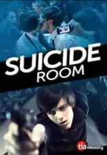 Jakub Gierszal, Roma Gasior...-Suicide Room  DVD NEW