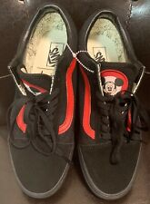 Vans Limited Edition Disney Old Skool Mickey Mouse For Men Sz 10 No Tags