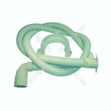 Genuine Hotpoint Indesit Dishwasher Long Drain Hose and Elbow - 1.9 Metre