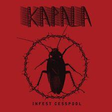 Kapala - Infest Cesspool (Ind), CD