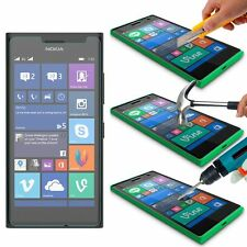 For Nokia Lumia 730 735 Tempered Glass Film Shock Proof Screen Protector Cover