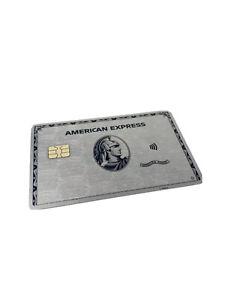 🇺🇸 American Express AMEX METAL Platinum Centurion *BLANK* READ DESCRIPTION*