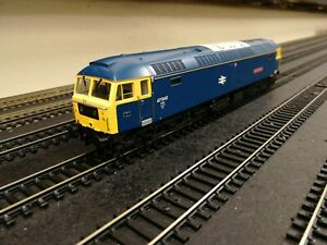 Heljan 4667 Class 47 47840 North Star Heritage BR Blue