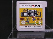 Cartridge For Nintendo DS DSi  3DS =3ds NEW SUPER MARIO BROS 2  tested