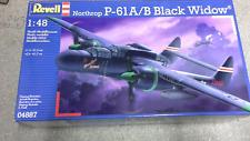 revell 1/48 northrop p-61a/b black widow