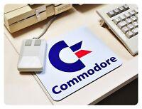 neue Retro Mousepad Commodore C64 C128 ungebraucht 22 x 18cm