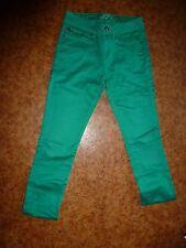 pantalon ESPRIT jean vert comme neuf taille 34 ou 12 ans