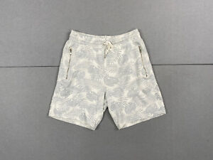 Next Grey Palm Leaves Summer Shorts Size Men's Small