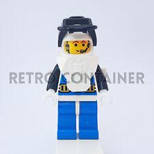 LEGO Minifigures - 1x aqu003 aqu029 - Aquanaut - Omino Aquazone Aquanauts