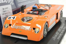 FLY GB16 CHEVRON B21 JAGERMEISTER DAYTONA 2001 NEW 1/32 SLOT CAR IN DISPLAY CASE