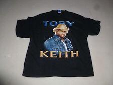 Toby Keith I'M As Good As I Once As I Ever Was Tour Concert Shirt Size Xl Black