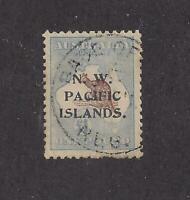 "N.W. PACIFIC ISLANDS (AUST OCC) - 26 - USED - 1916 - ""N.W. PACIFIC ISLANDS"" O/P"