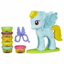 Play Doh My Little Pony Rainbow Dash Style Salon Playset
